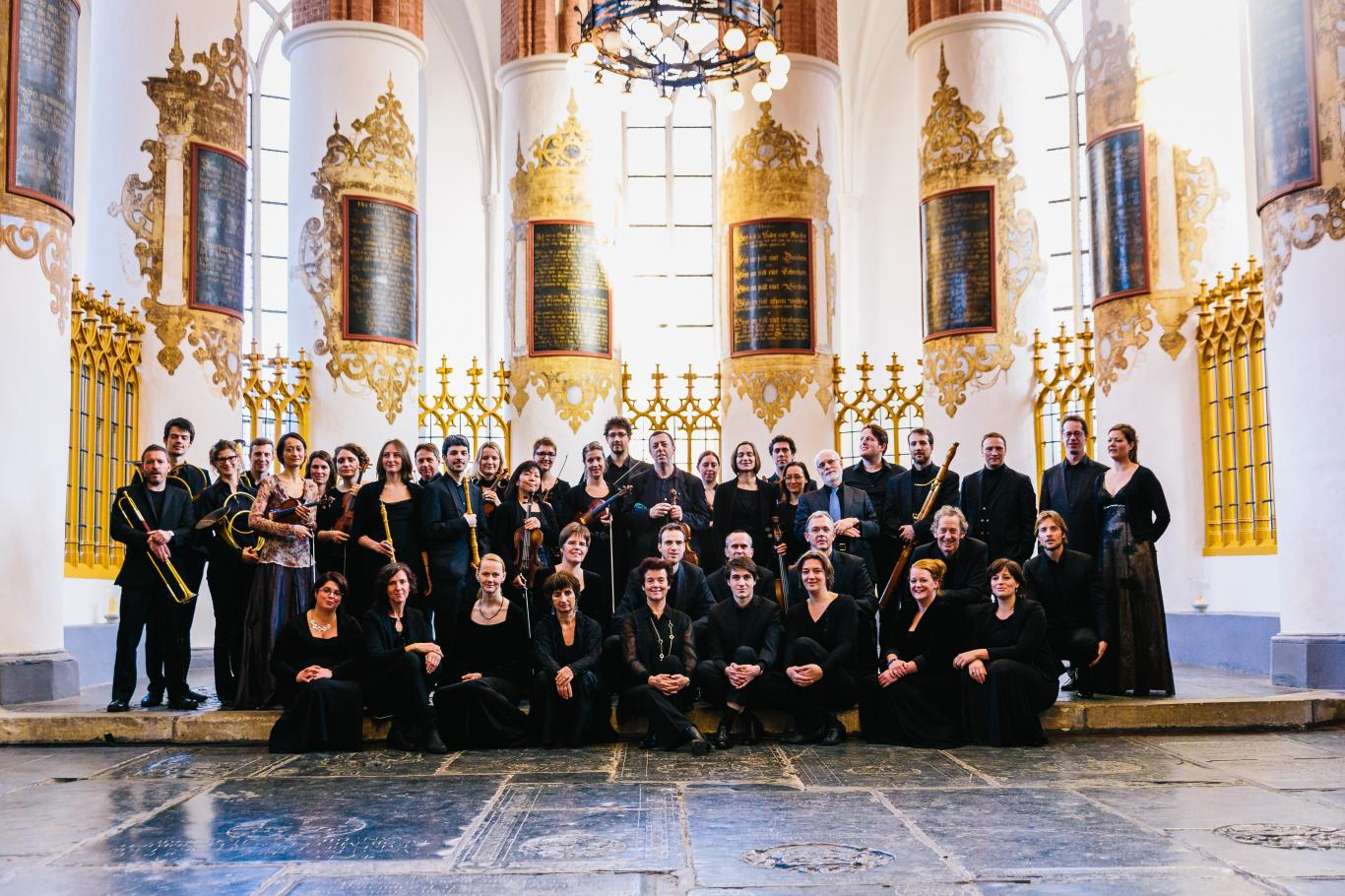 Alexander's Feast - Georg Friedrich Händel - Luthers Bach Ensemble