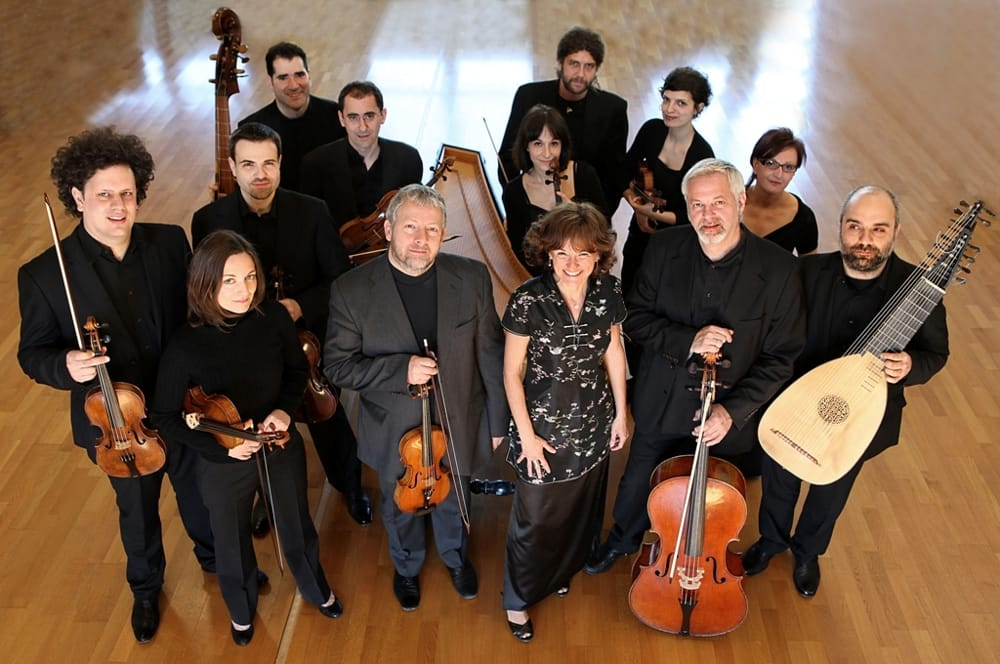 Vivaldi's vaarwel - Europa Galante