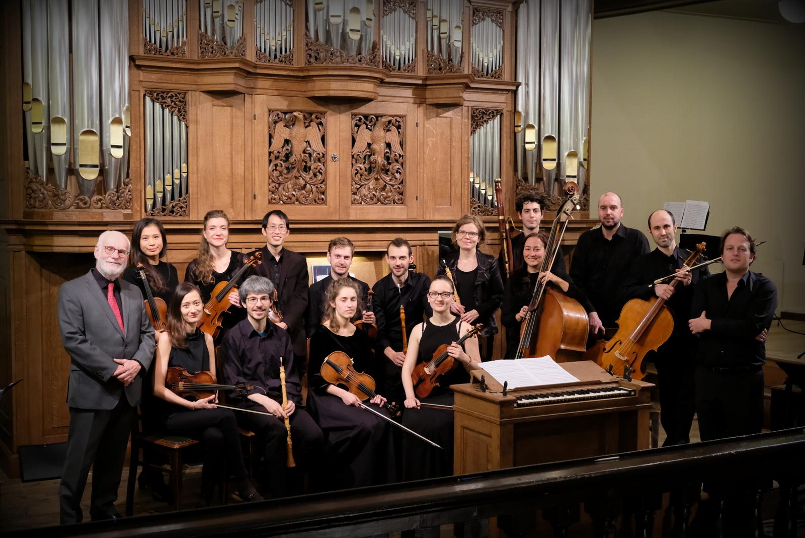 Luthers Bach Ensemble: Ein deutsches Requiem – Johannes Brahms