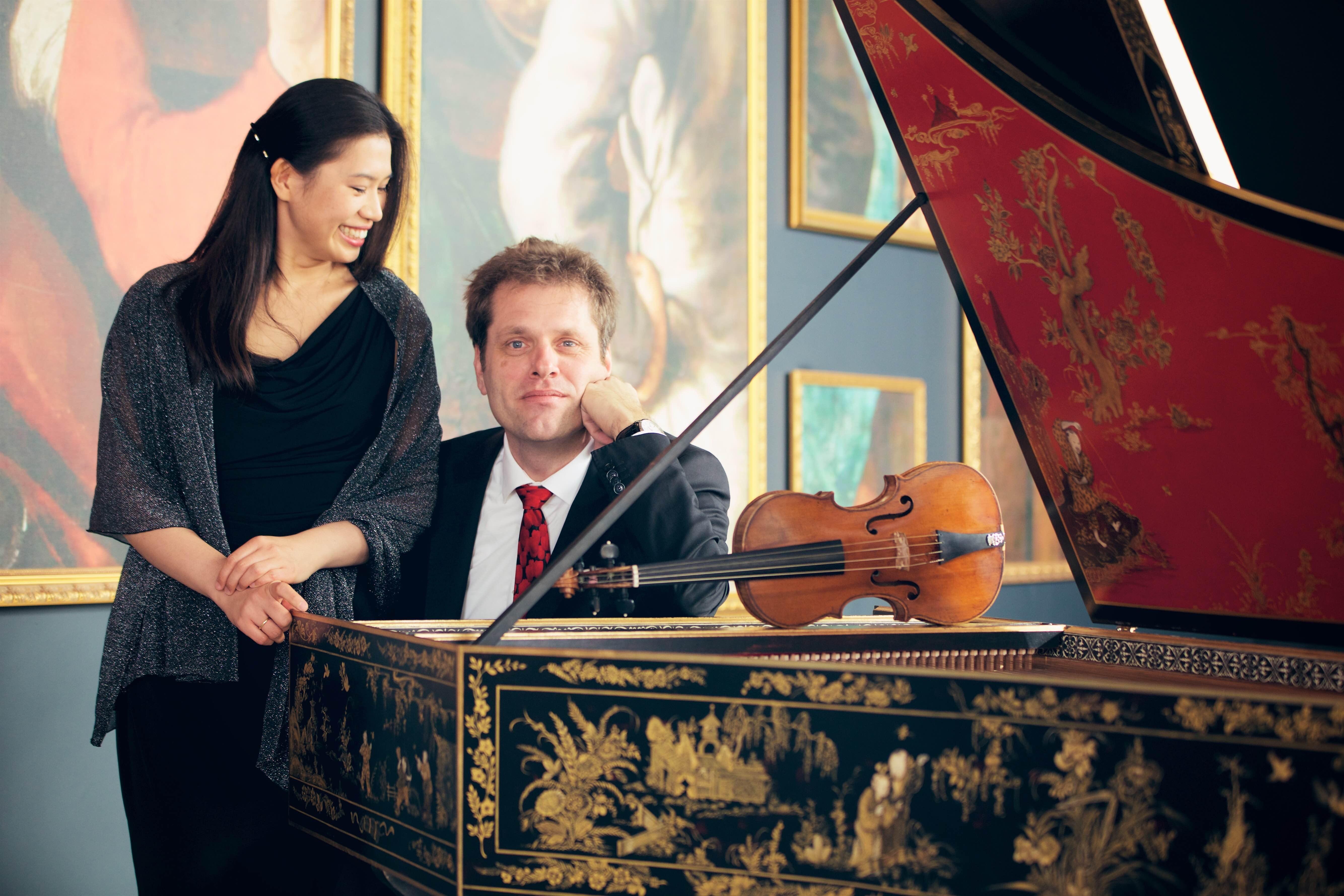 Duo Belder / Kimura: een opmaat tot Beethoven