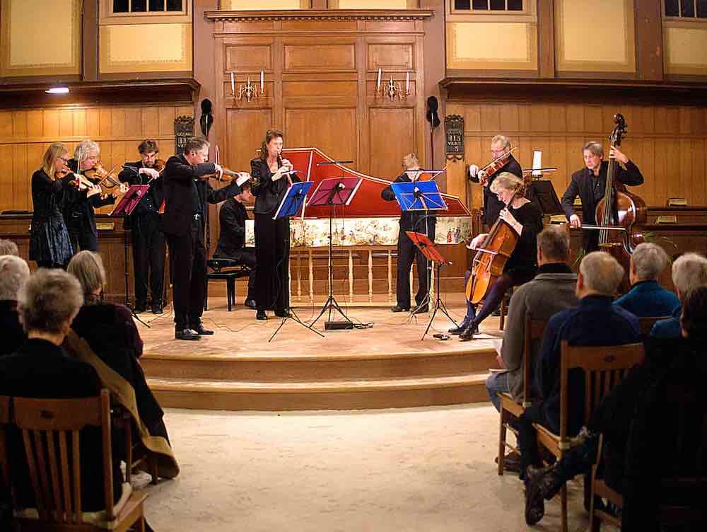 Barokensemble Eik en Linde - Bach: Meesterlijk Veelzijdig!   --- uitverkocht