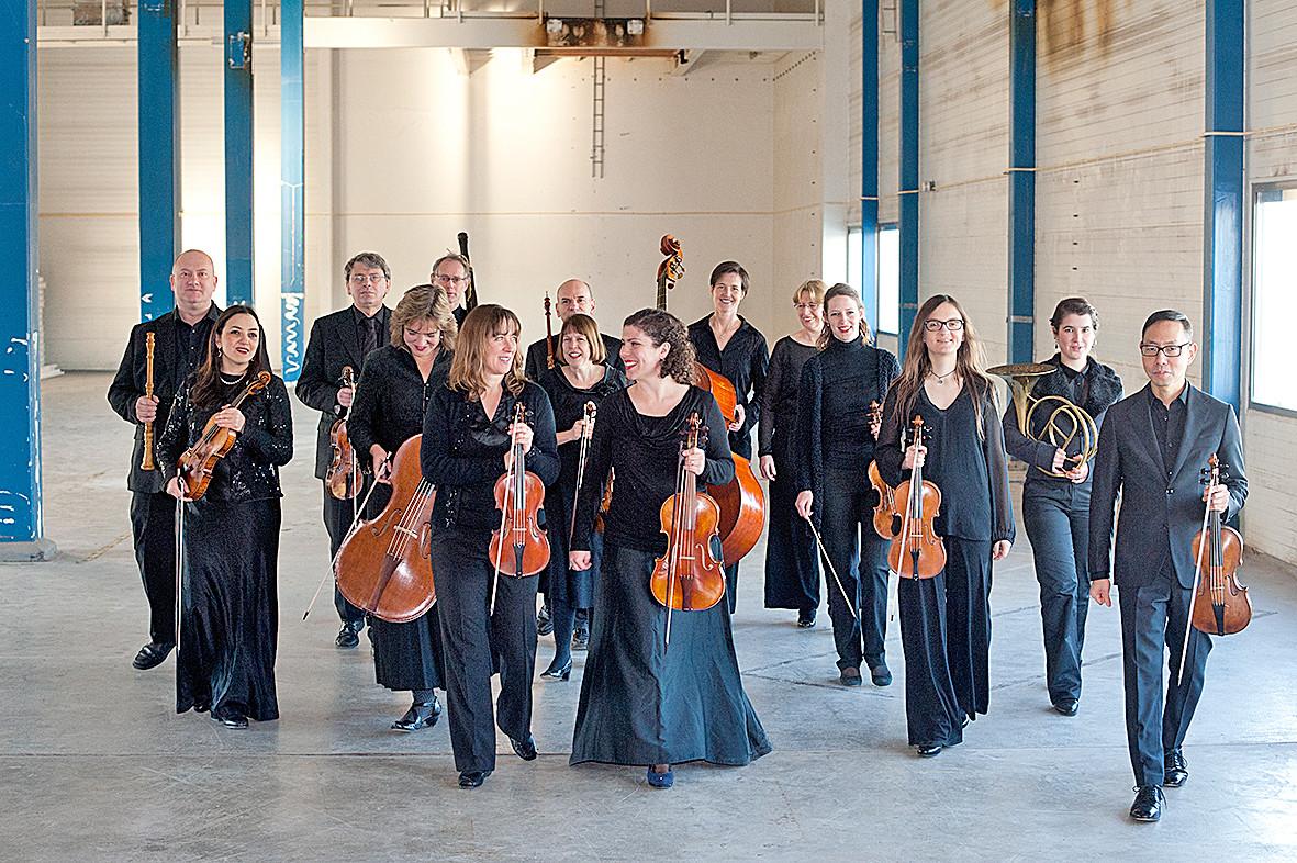 Apollo Ensemble - BACH EN STRAVINSKY en Stravinsky speelt met Bach